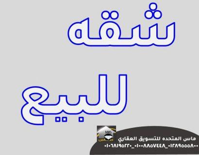 شقه للبيع مساحه 80 متر_شارع المدير الرئيسى _سوبر لوكس