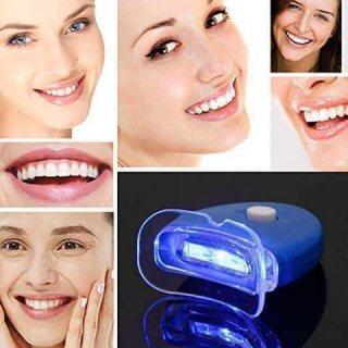 مع جهاز تبييض الاسنان المنزلي دايما ابتسامتك متألقه
