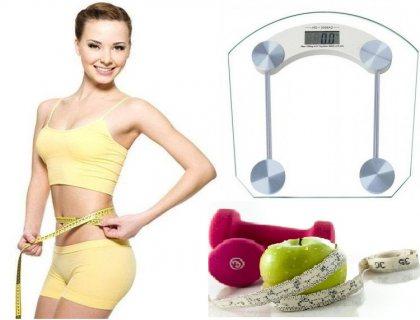 عملية قياس الوزن بالمنزل اصبحت سهلة مع ميزان الديجيتال الشخصي