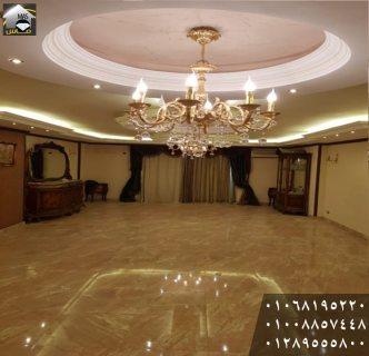 شقه للبيع مساحه245متر _ شارع سعد زغلول الرئيسي