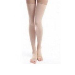 شراب الدوالي الطبي فوق الركبة لعلاج تورم الساقين