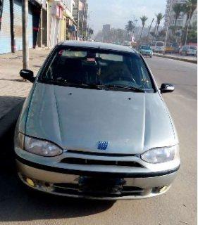 للبيع فيات سيينا 2000 الاسكندرية السيوف