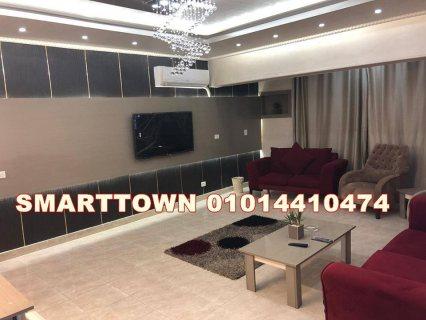 شقة مفروشة فندقية بمدينة نصر فرش مودرن