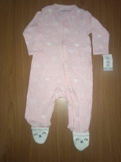 ارخص ملابس للاطفال سالوبيت من carters مقاس 6 شهور