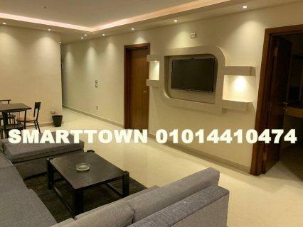 شقة مفروشة فرش فندقي للايجار بشارع عباس العقاد الرئيسي مدينة نصر