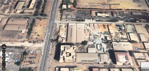 أرض صناعى للبيع بالمنطقة الصناعية بأبو رواش بالقرب من توكيل نيسان