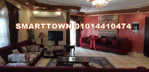 شقة مفروشة الايجار في مدينة نصر بأمتداد عباس العقاد