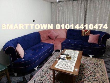 شقة مفروشة للايجار بالقرب من جميع الخدمات