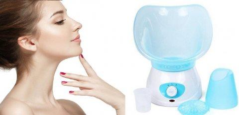 جهاز بخار الوجه يجعل بشرتك اكثر شبابا