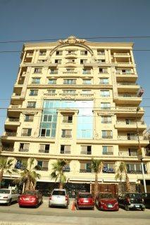 فرصة للشركات والمراكز الكبرى شقة للايجار بموقع مميز جدا بمصر الجديدة
