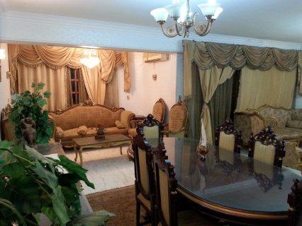 شقة_مفروشة للايجار من #المالك مباشرة بمدينة نصر امام #السراج_مول