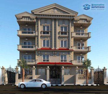شقة للبيع في الشيخ زايد بالتقسيط