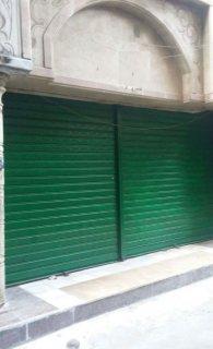 محل تجارى للايجار بشارع السبتية التجارى بالقرب من رمسيس