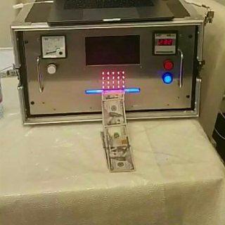 دولار المجمدة
