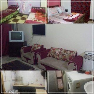 بشارع النزهة خلف دار الدفاع الجوي