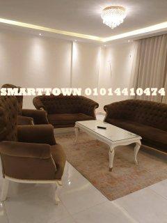 شقة مفروشة بشارع راقي من مكرم عبيد مدينة نصر
