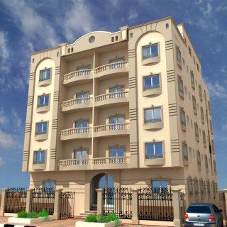 شقة للبيع 210 م مدينة العبور الحى الثالث عائلى