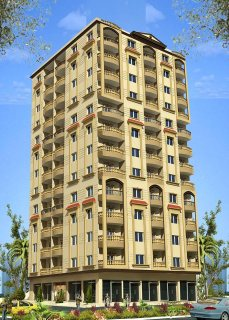 شقة للبيع 90 م النزهه 2 جسر السويس