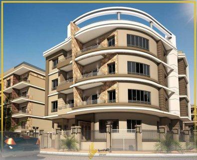 شقة للبيع فى القاهرة الجديدة بالنرجس الجديدة بدون فوايد