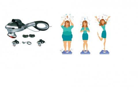 جهاز المساج والسيطره علي زيادة الوزن