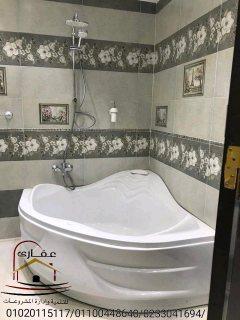 حمامات باللون الابيض /  عقارى 01100448640