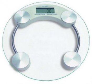 ميزان ديجيتال لقياس الوزن حمولة 180 كيلو جرام: