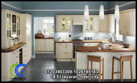 اسعار مطابخ اكليريك – كرياتف جروب للمطابخ  ( للاتصال 01026185183 )