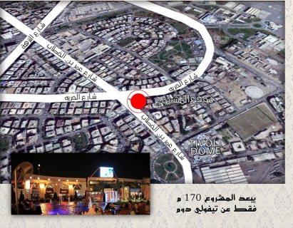 شقة للايجار بموقع متميز بمصر الجديدة بالقرب من تيفولى للشركات والمراكز الكبرى