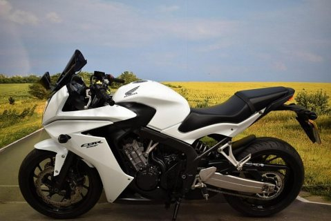 (POWER BIKE (Honda CBR650 FA-E 2016 Model