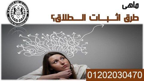 محامي اسرة بالقاهرة(كريم ابو اليزيد)01202030470