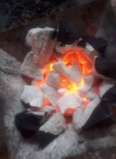 فحم نيجيري طبيعي