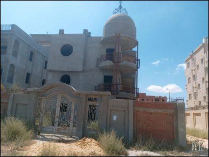 فيلا للبيع برج العرب الجديدة رئيسي موقع مميز