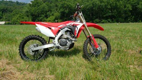 2020 Honda CRF 450R