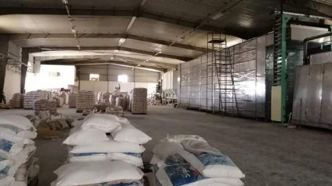 مصنع مكرونه شغال 6000 م مرخص ومجهز بالالات والمعدات والعمالة والعملاء