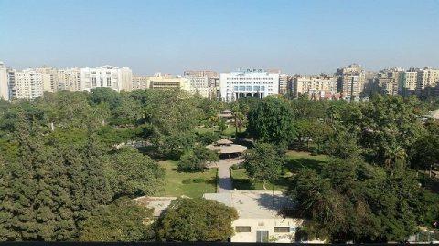شقة 245م بحري فيو مفتوح مسجلة على حديقة الطفل بشارع ابو داوود الظاهري
