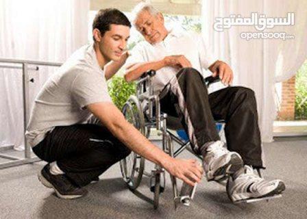 تقديم خدمات مسنين باليوم او الساعة حسب طبيعة العمل 01141315638