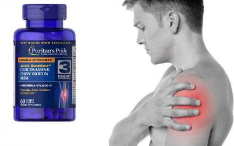 لعلاج تدهور المفصل التدريجي اقراص جلوكوازمين