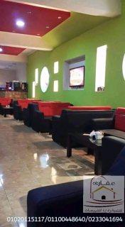 ديكورات مطاعم / ديكورات كافيهات / شركة عقارى 01100448640