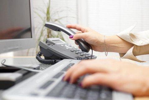 مطلوب موظفين خدمة عملاء براتب ثابت 4000ج و 6 ساعات عمل بدون خبره