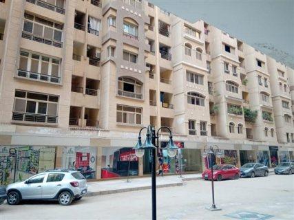 شقة للبيع بموقع متميز بالمريوطية فيصل بالقرب من شارع الشيشينى
