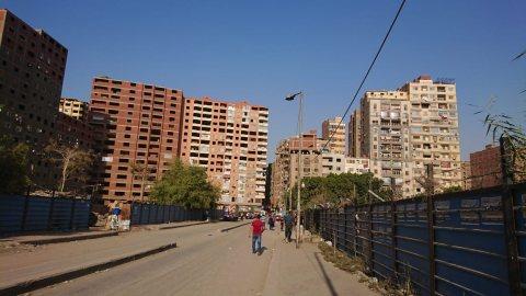 كورنيش النيل -نزلة اندريا -اول شارع اسيا-