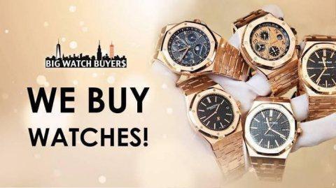 مطلوب شراء جميع أنواع الساعات الثمينة السويسرية