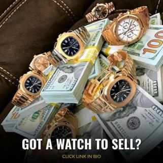خبراء شراء الساعات الرولكس السويسريه