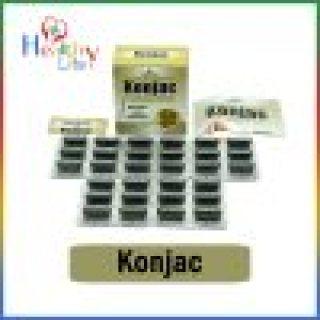 كبسولات الكونجاك – KONJAC