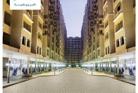 شقة 125 م للبيع بالمريوطية فيصل بالقرب من الدائرى