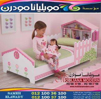 غرف اطفال - مميزة 3D عملية موفرة للمساحات ومنطمة - سراير اطفال