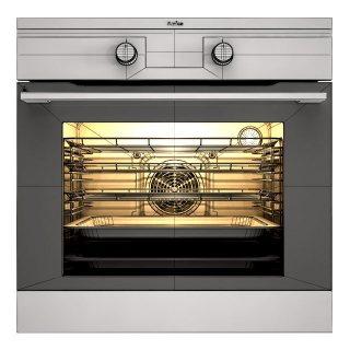 فرن كهرباء للطهي بالبخار ماركة كلوجمان من برنرتك