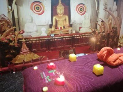 غرفة كينارا .. أسطورة الحضارة التايلاندية - الألوان هي مصدر الطاقة الإيجابية