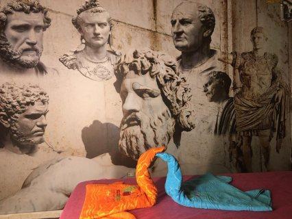 غرفة القيصر لأفضل جلسة مساج في مصر - الألوان هي مصدر الطاقة الايجابية