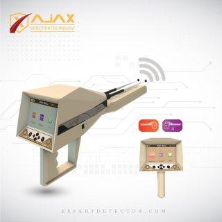 جهاز اجاكس الفا جهاز كشف الذهب الاستشعاري